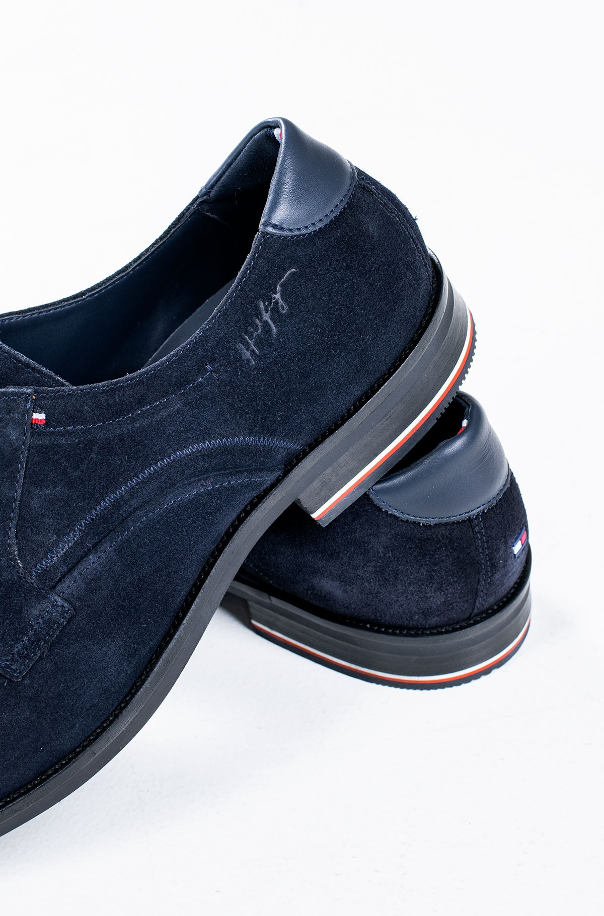 Shoes SIGNATURE HILFIGER SUEDE SHOE-full-2