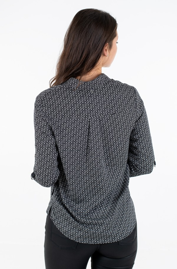 LIGHT CDC BLOUSE-hover