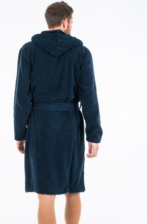 Chalatas Icon hooded bathrobe-2