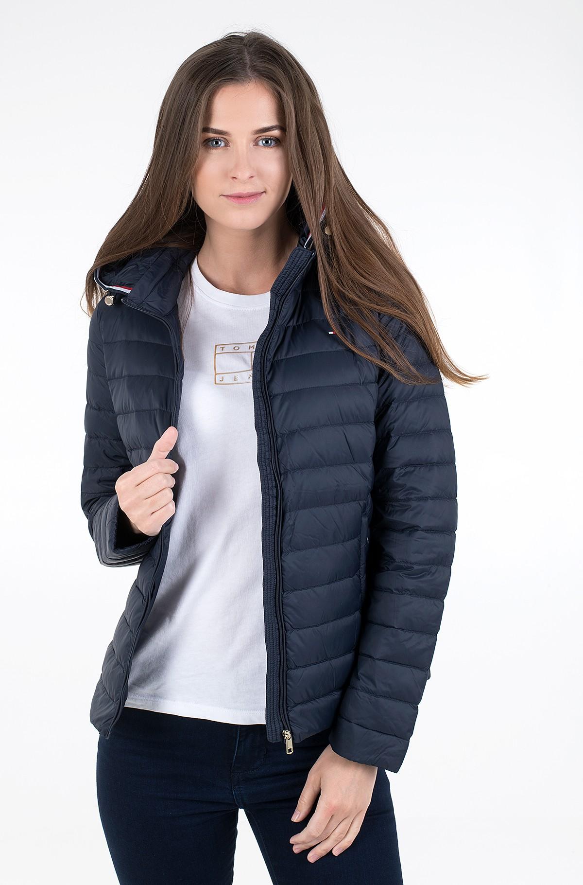 Jacket TH ESSENTIAL LW DWN PACK JKT-full-1