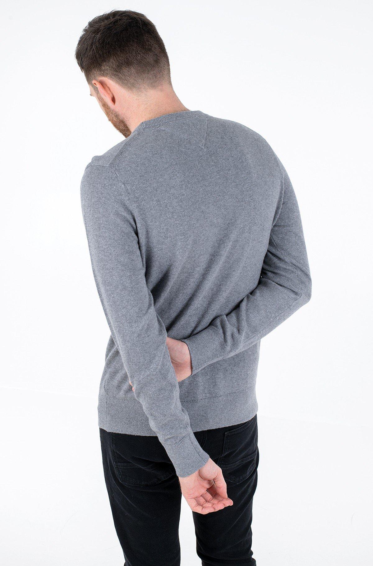 Sweater PIMA COTTON CASHMERE CREW NECK-full-2