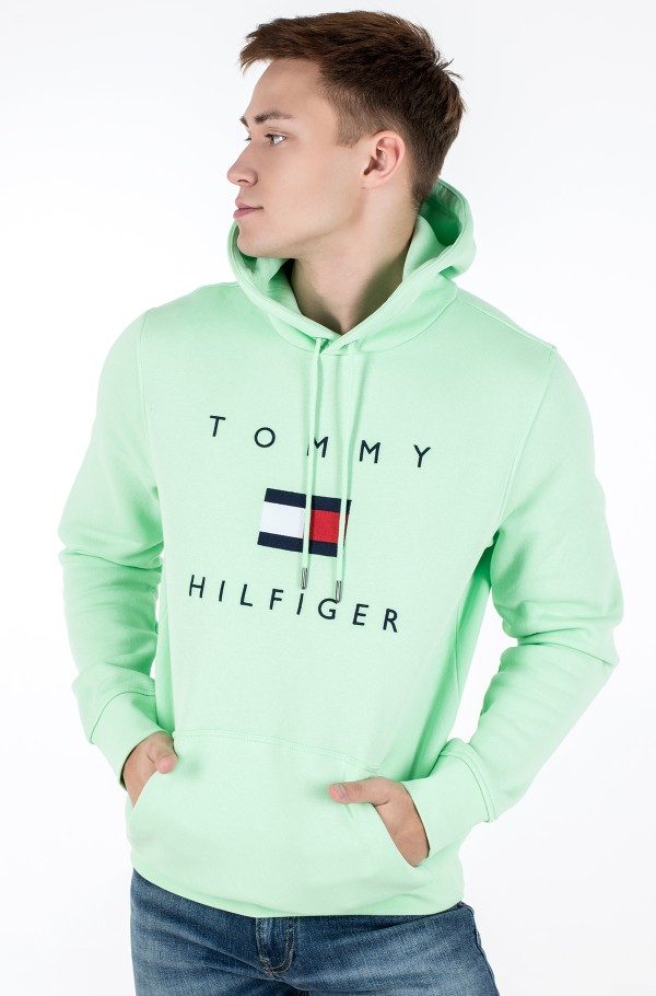 TOMMY FLAG HILFIGER HOODY-hover