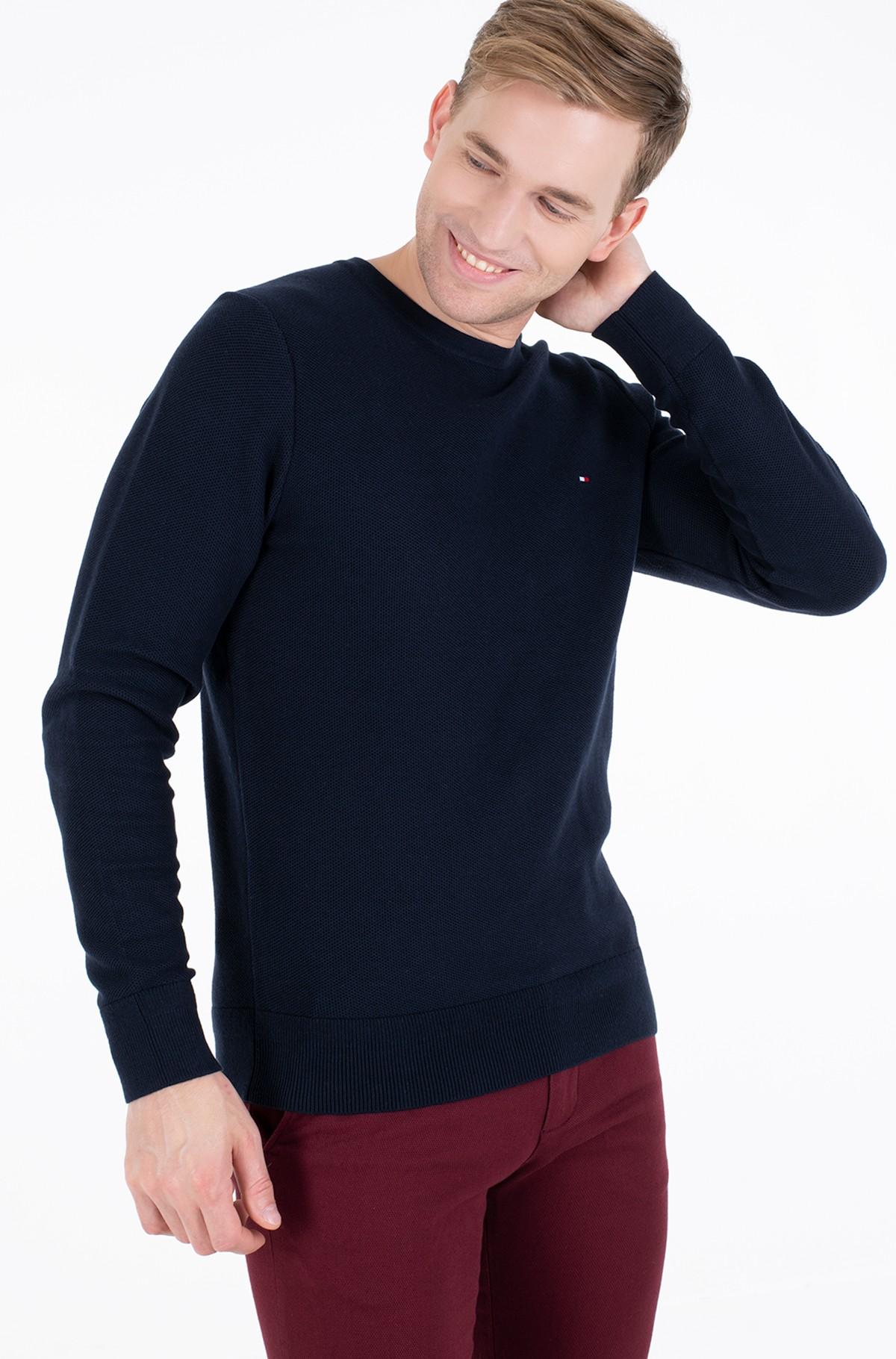 Knitwear HONEYCOMB CREW NECK-full-1