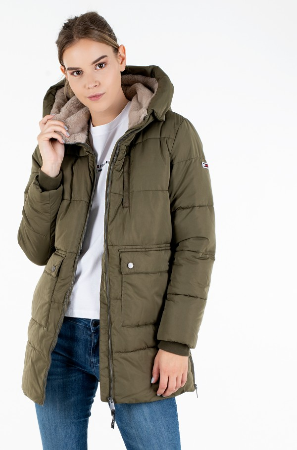 TJW HOODED PUFFA PARKA