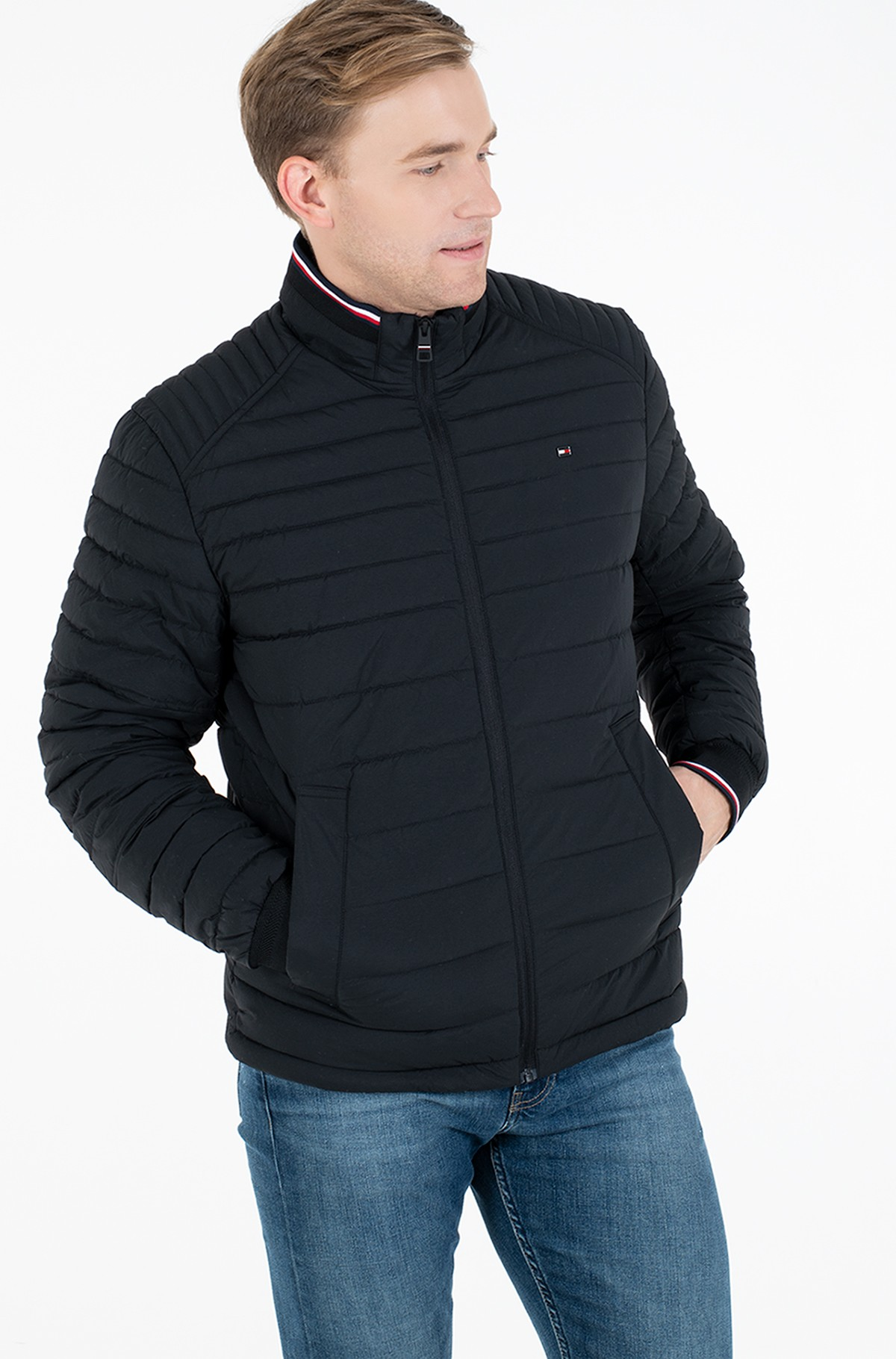 Jope STRETCH QUILTED JACKET-full-2