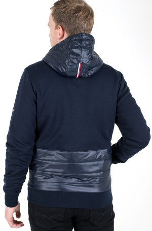 Sporta džemperis 2 MB MIXED MEDIA ZIP THRU HOODY-3