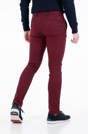 Kelnės su kantu BLEECKER FINE PD STRUCTURE-2