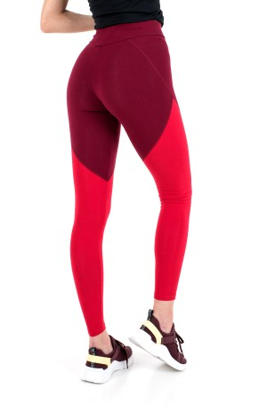 Retuusid CO/EL LEGGING LOGO-3