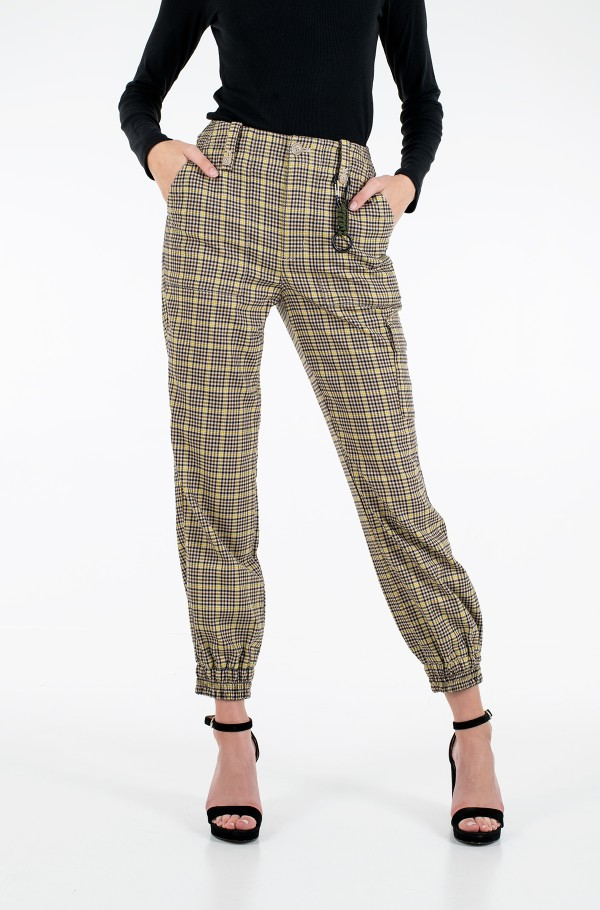 TJW CARGO CHECK PANT-hover