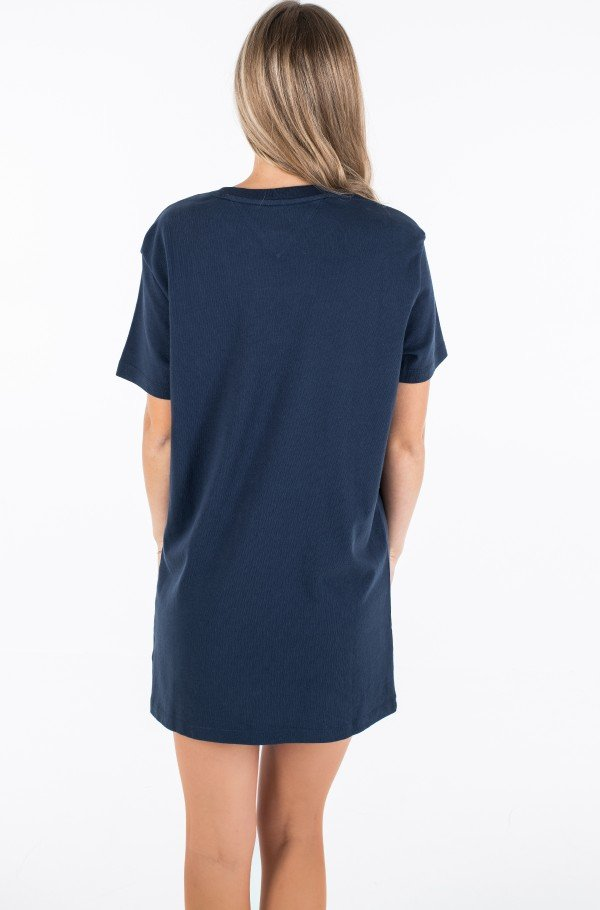 TJW TOMMY LOGO TEE DRESS-hover