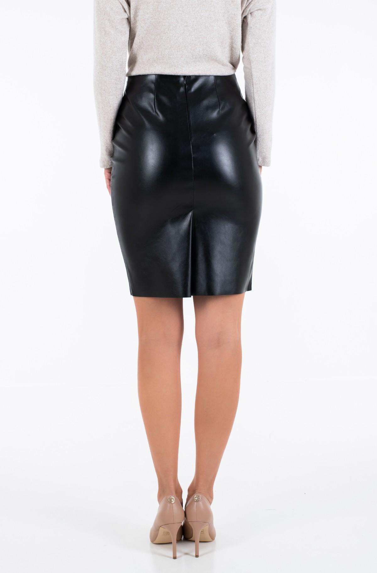 Leather skirt Agve02-full-3