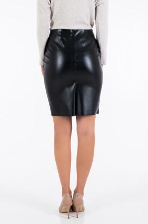 Leather skirt Agve02-3