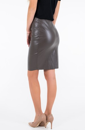 Leather skirt Agve02-2