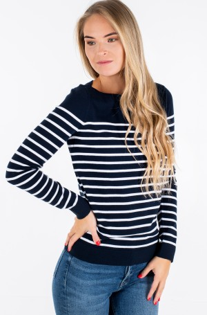 Sweater HERITAGE BOAT NECK SWEATER-1