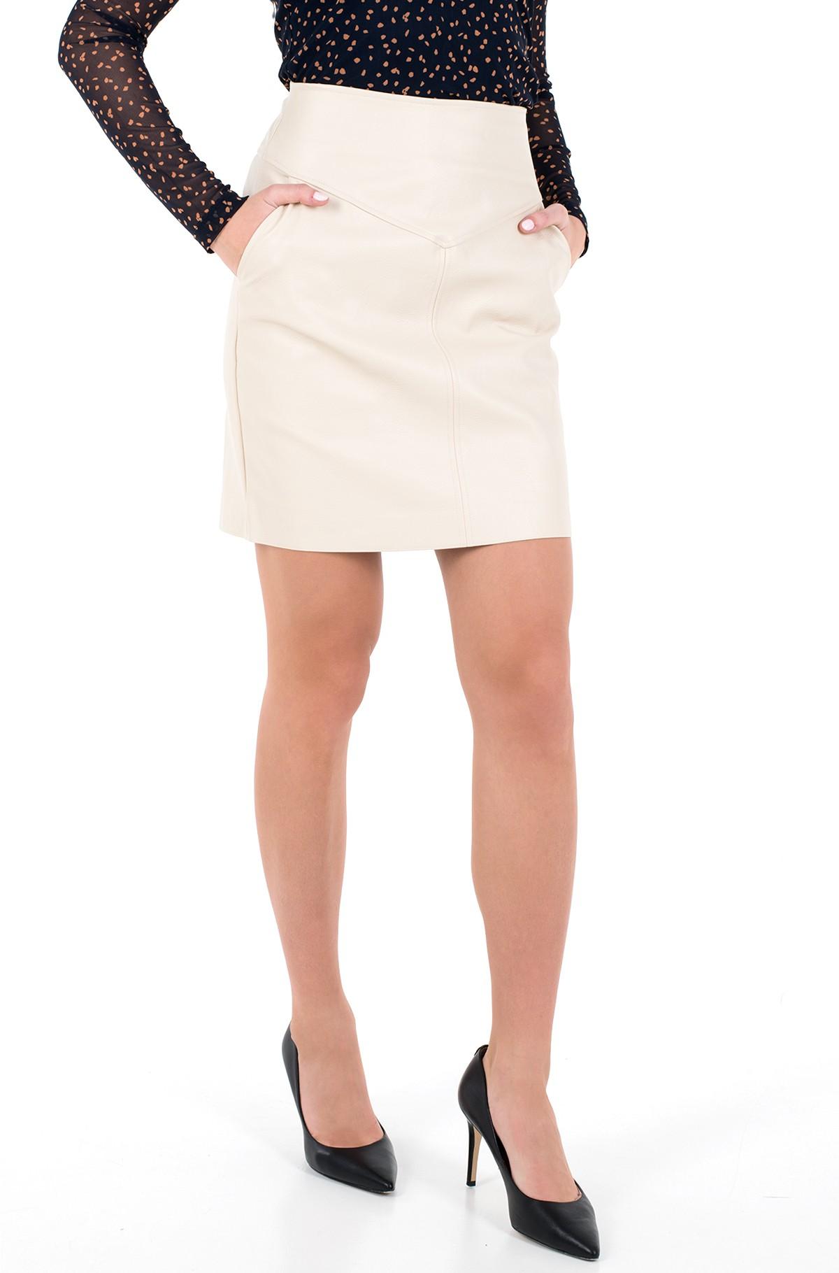 Leather skirt PEPA/PL900881-full-1