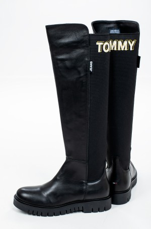 Saapad DOUBLE DETAIL LONG BOOT-2