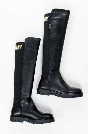 Saapad DOUBLE DETAIL LONG BOOT-3