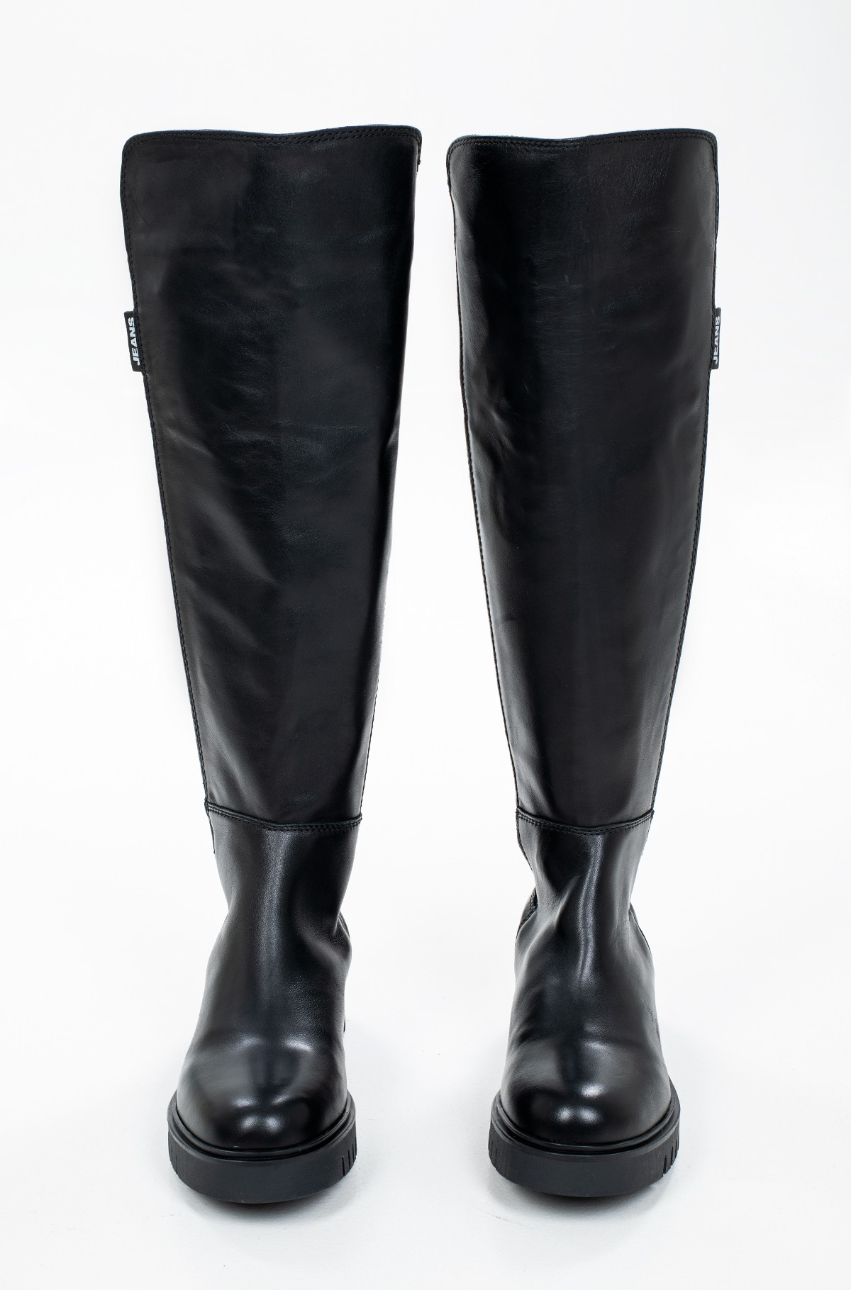Saapad DOUBLE DETAIL LONG BOOT-full-5