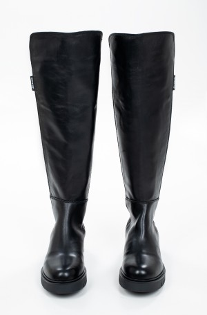 Saapad DOUBLE DETAIL LONG BOOT-5