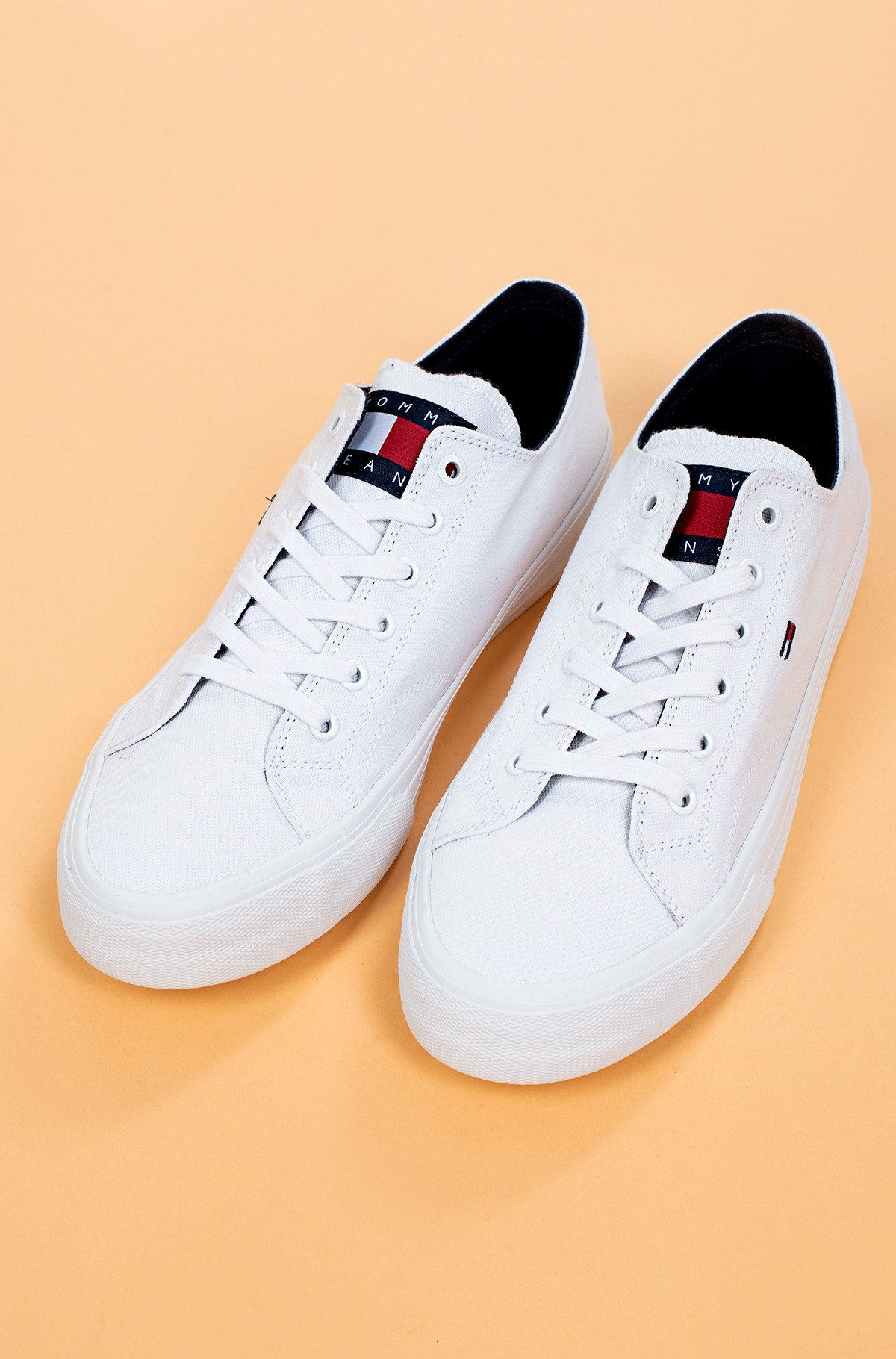 Tennised LONG LACE UP VULC-full-1