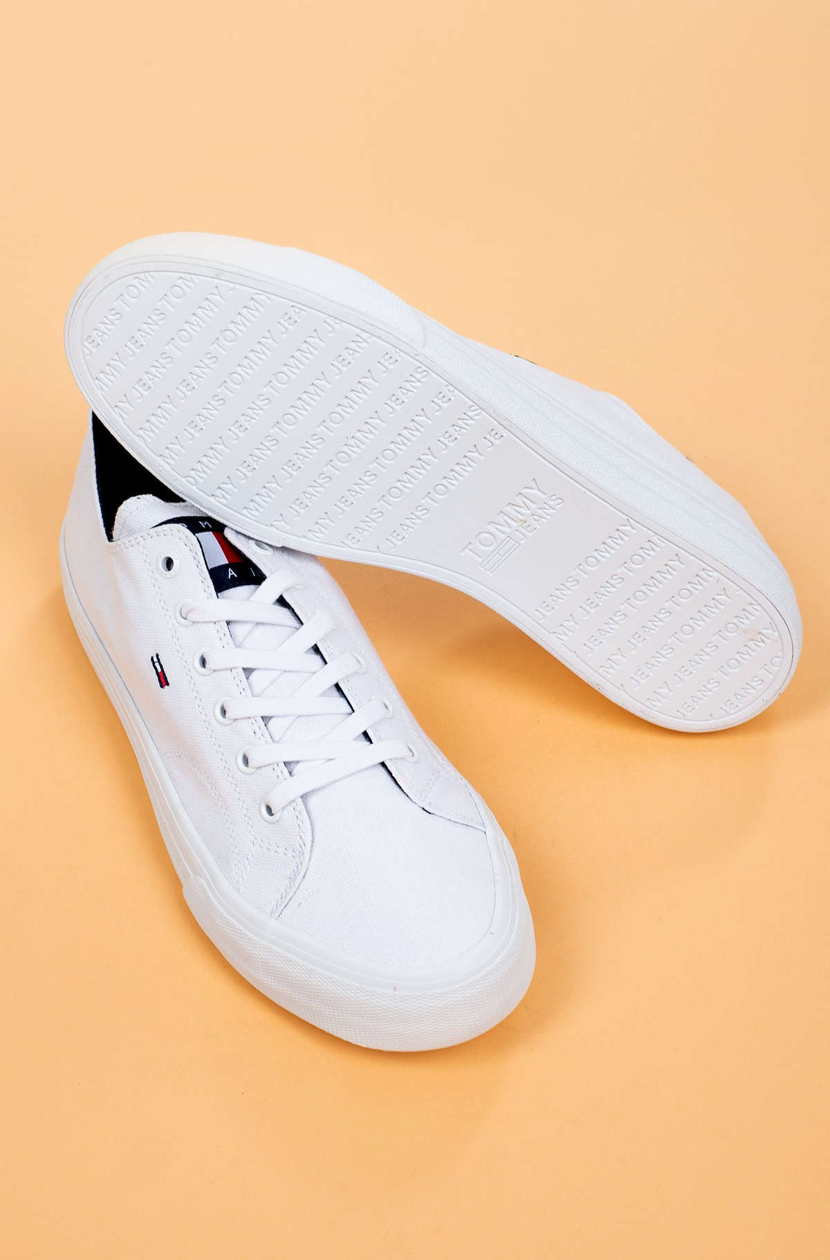 Tennised LONG LACE UP VULC-full-2