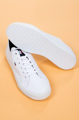 Tennised LONG LACE UP VULC-2