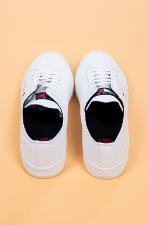 Tennised LONG LACE UP VULC-3