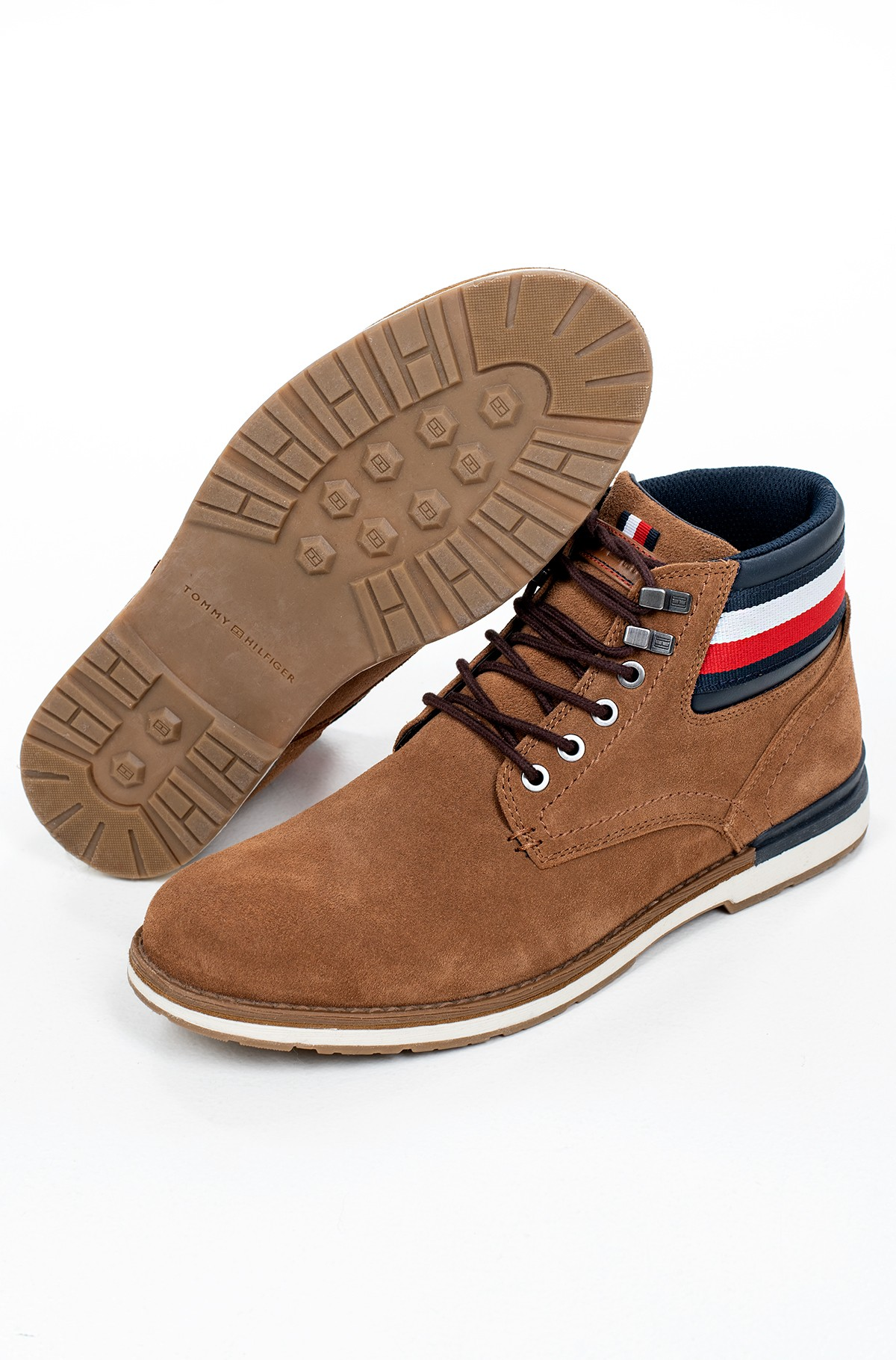Poolsaapad OUTDOOR SUEDE HILFIGER BOOT-full-2