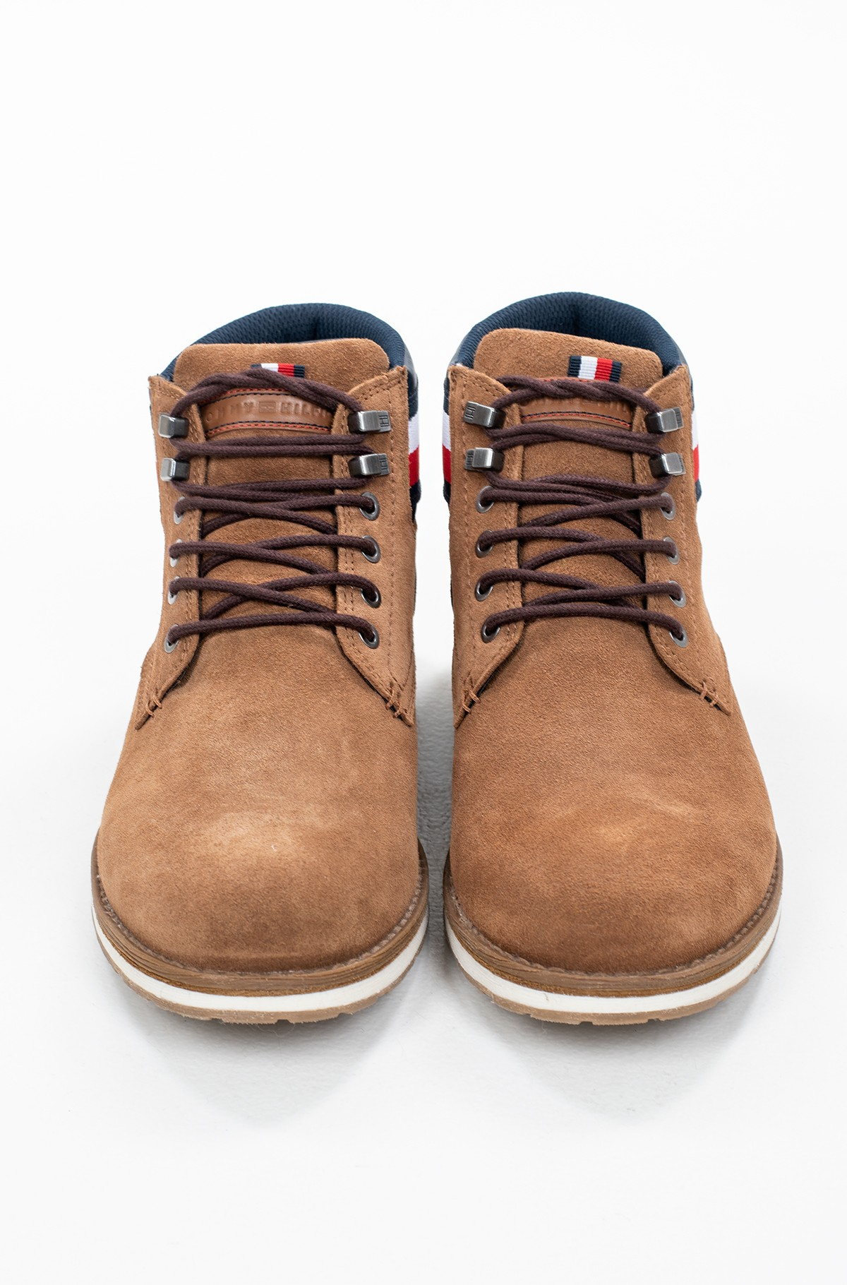 Poolsaapad OUTDOOR SUEDE HILFIGER BOOT-full-3