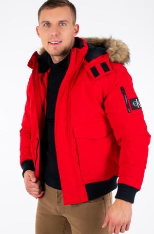 Jacket FUR TRIMMED DOWN JACKET-2
