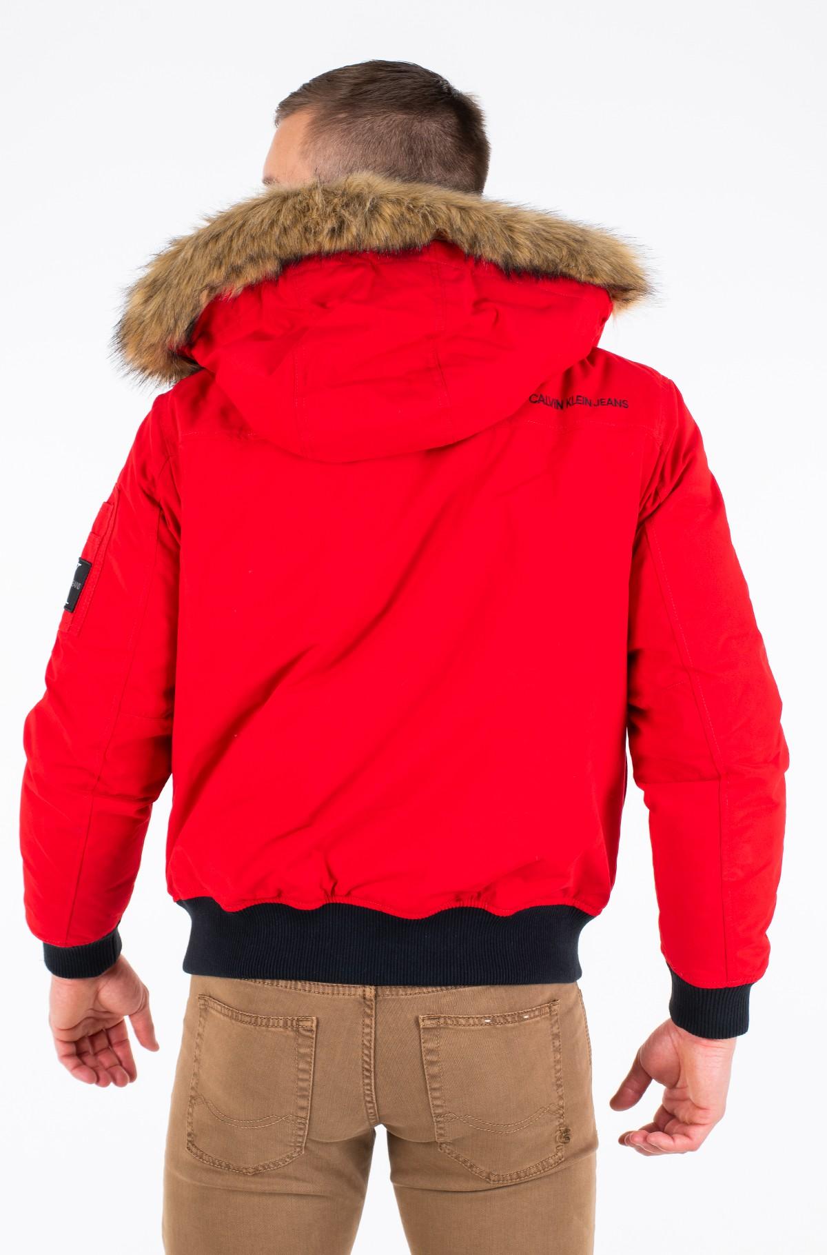 Jacket FUR TRIMMED DOWN JACKET-full-4