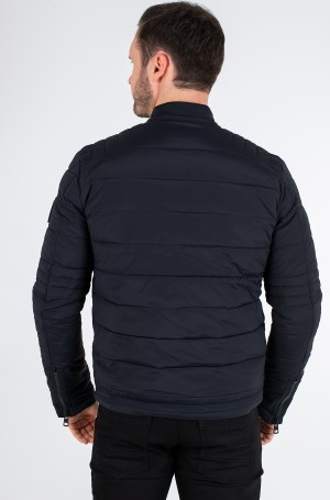 Jope QUILTED PADDED MOTO JACKET-4