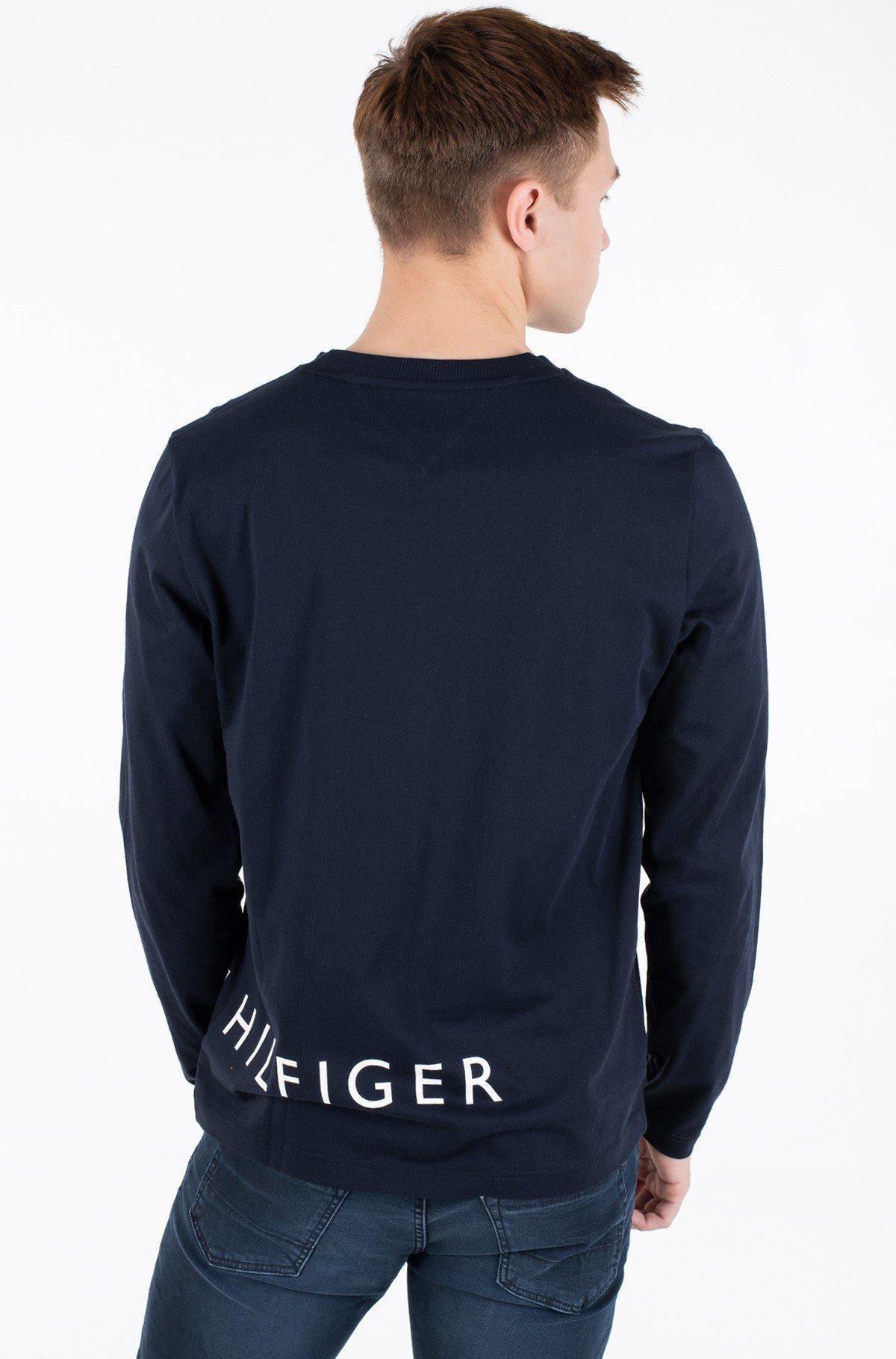 Long sleeved t-shirt CORP LOGO HEM LONG SLEEVE TEE-full-2