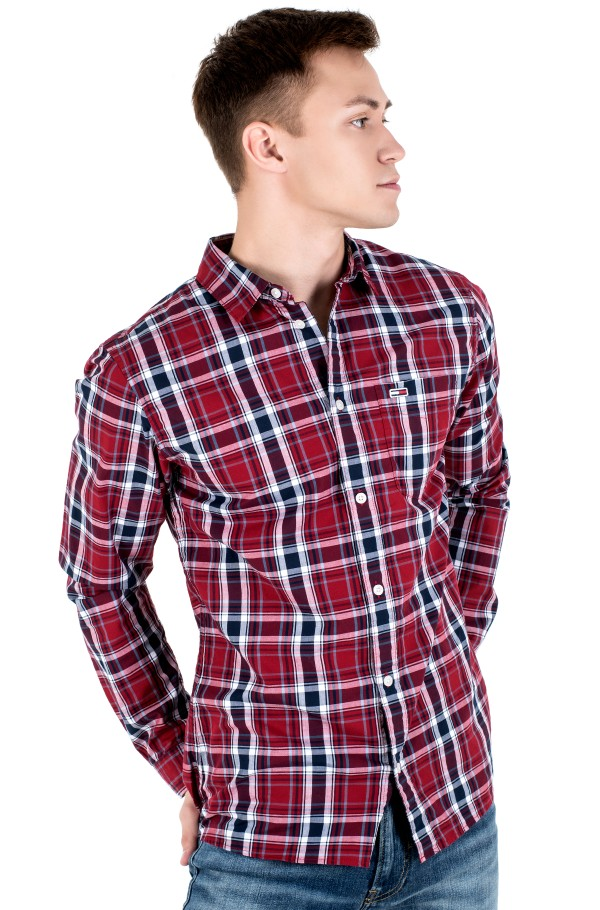 TJM FADED CHECKS SHIRT