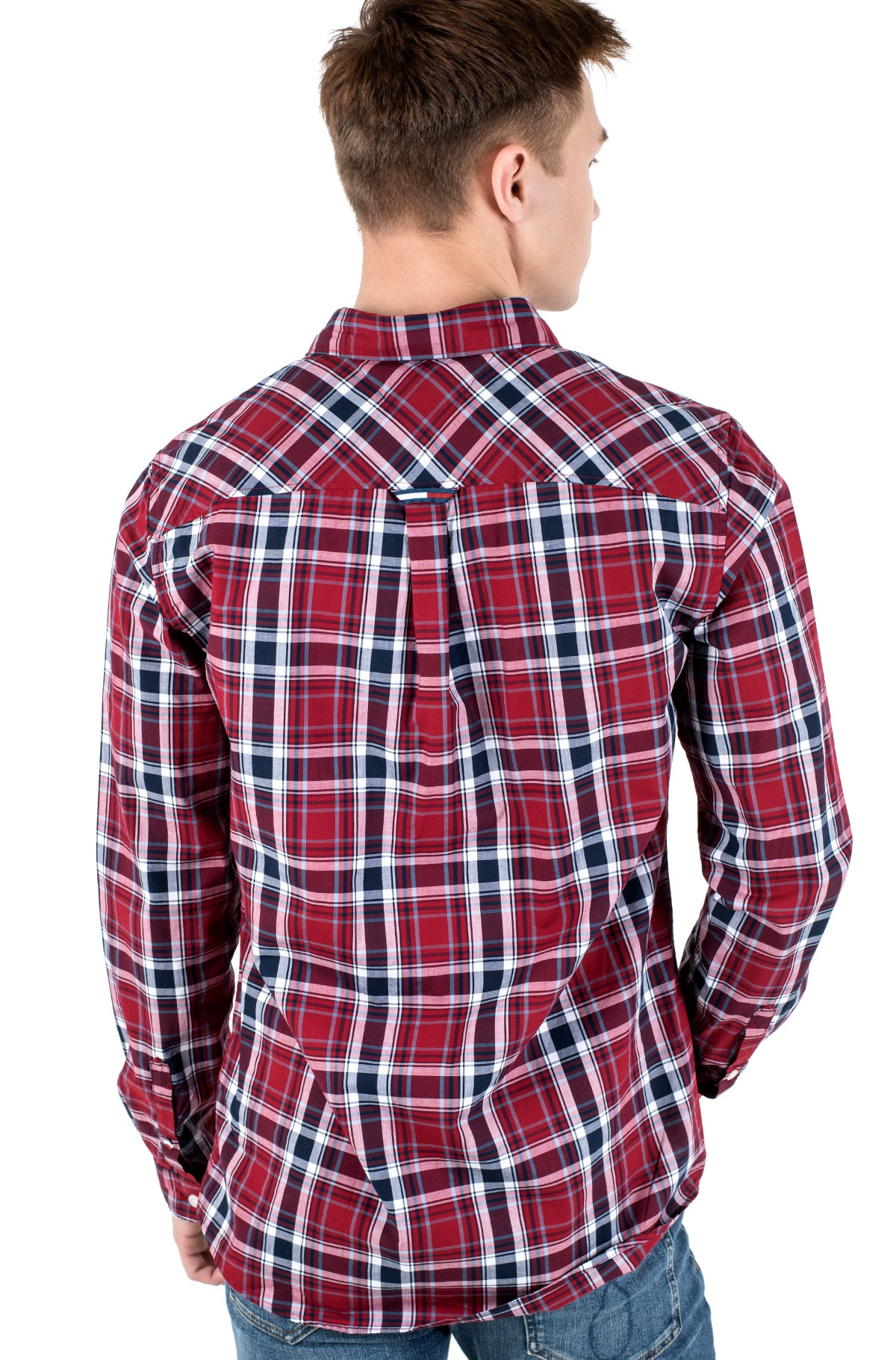 Shirt TJM FADED CHECKS SHIRT-full-2