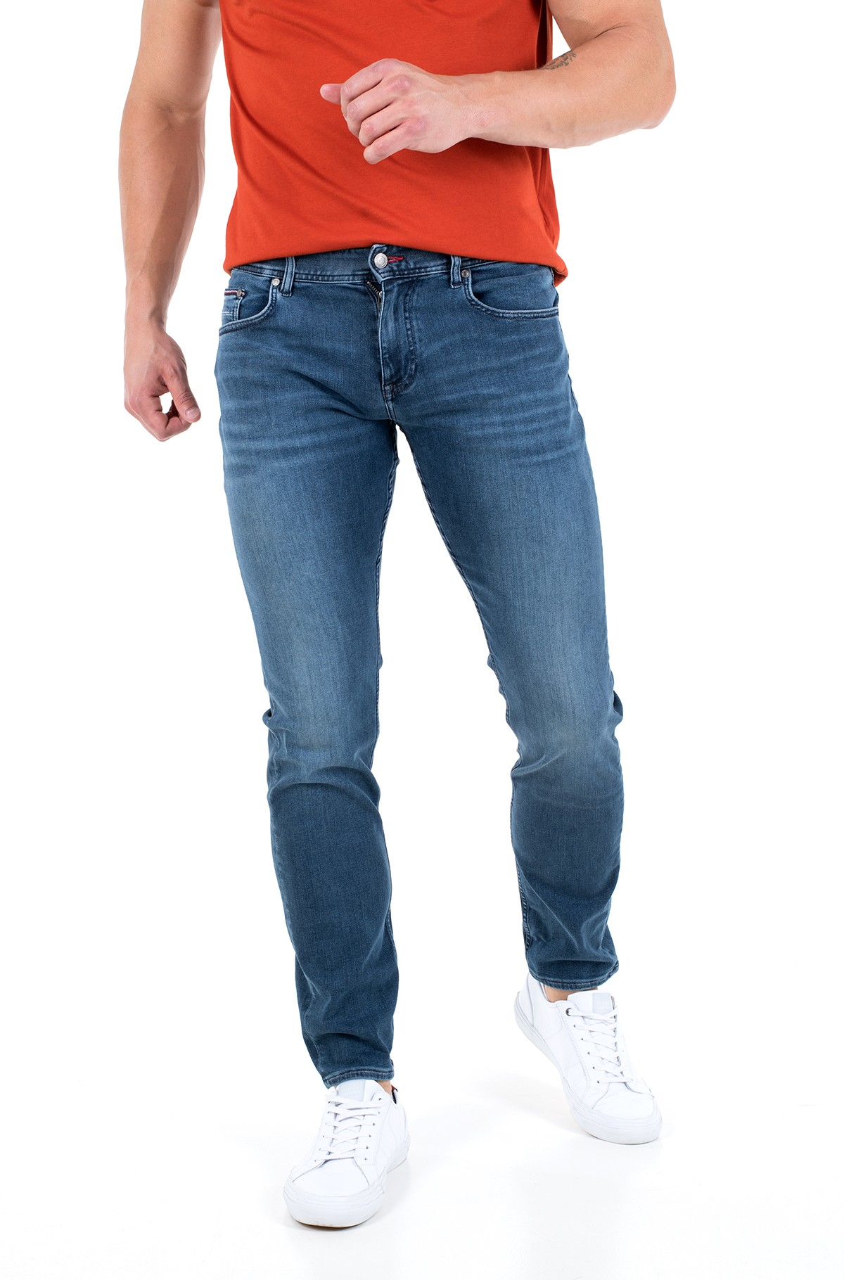 Jeans SLIM BLEECKER HSTR INVER BLUE-full-1