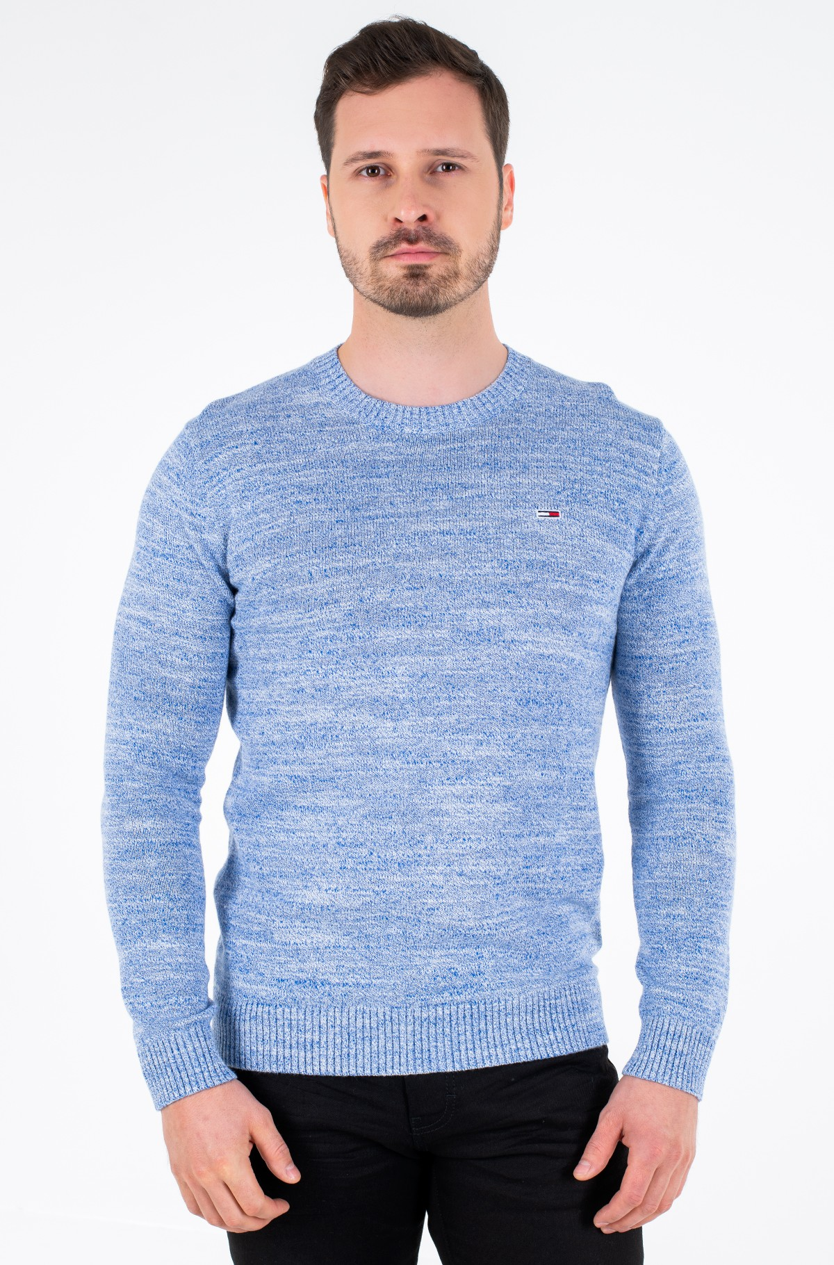 Kampsun TJM ESSENTIAL TEXTURE SWEATER-full-2