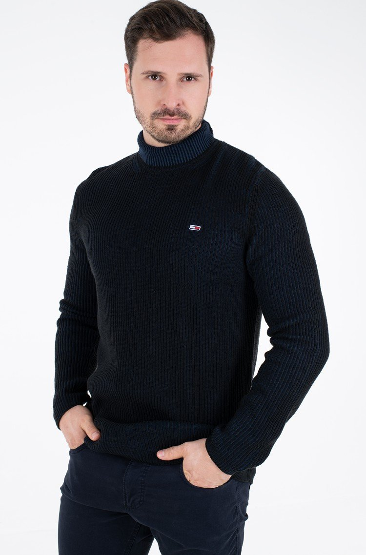 Džemperis TJM HIGH MOCK SWEATER173228
