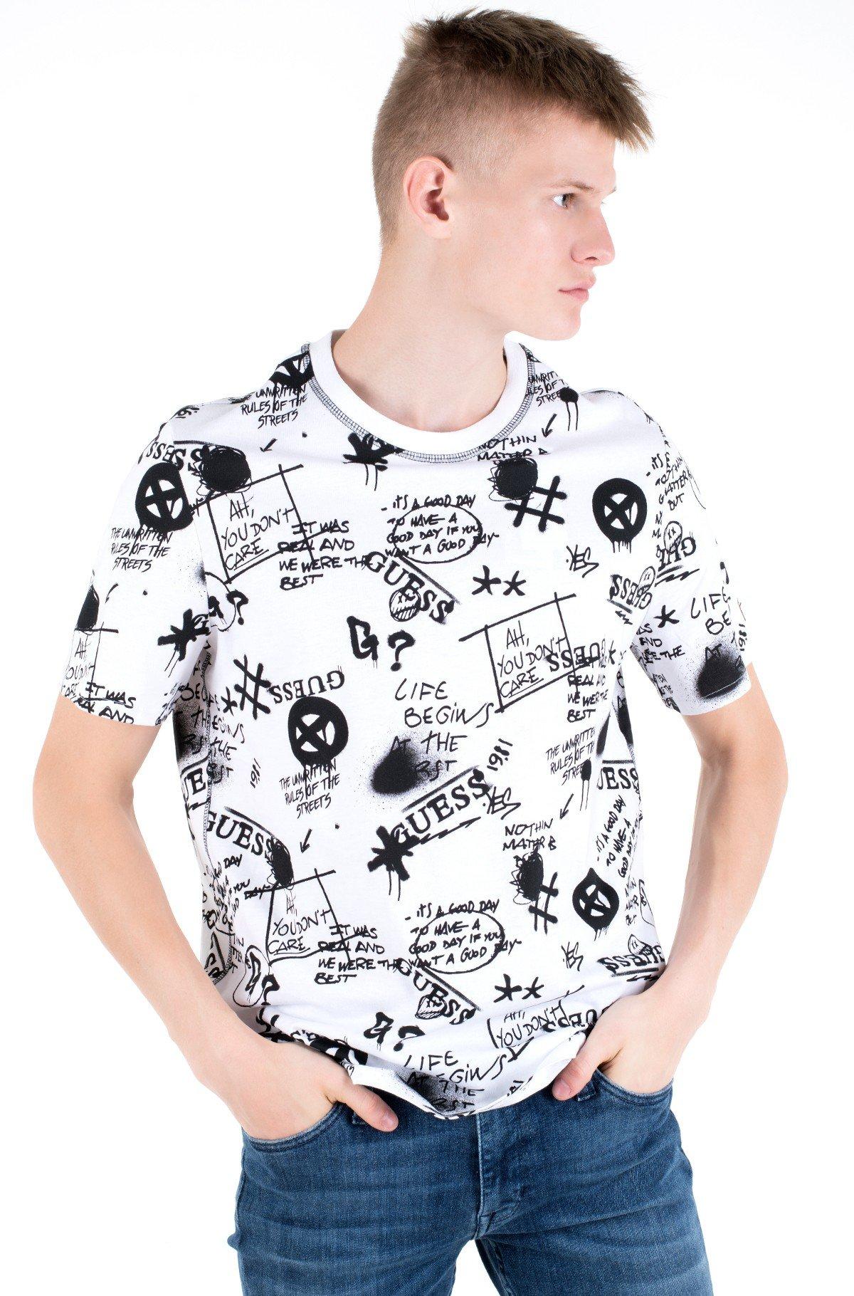 T-shirt M0BI92 I3Z11-full-2