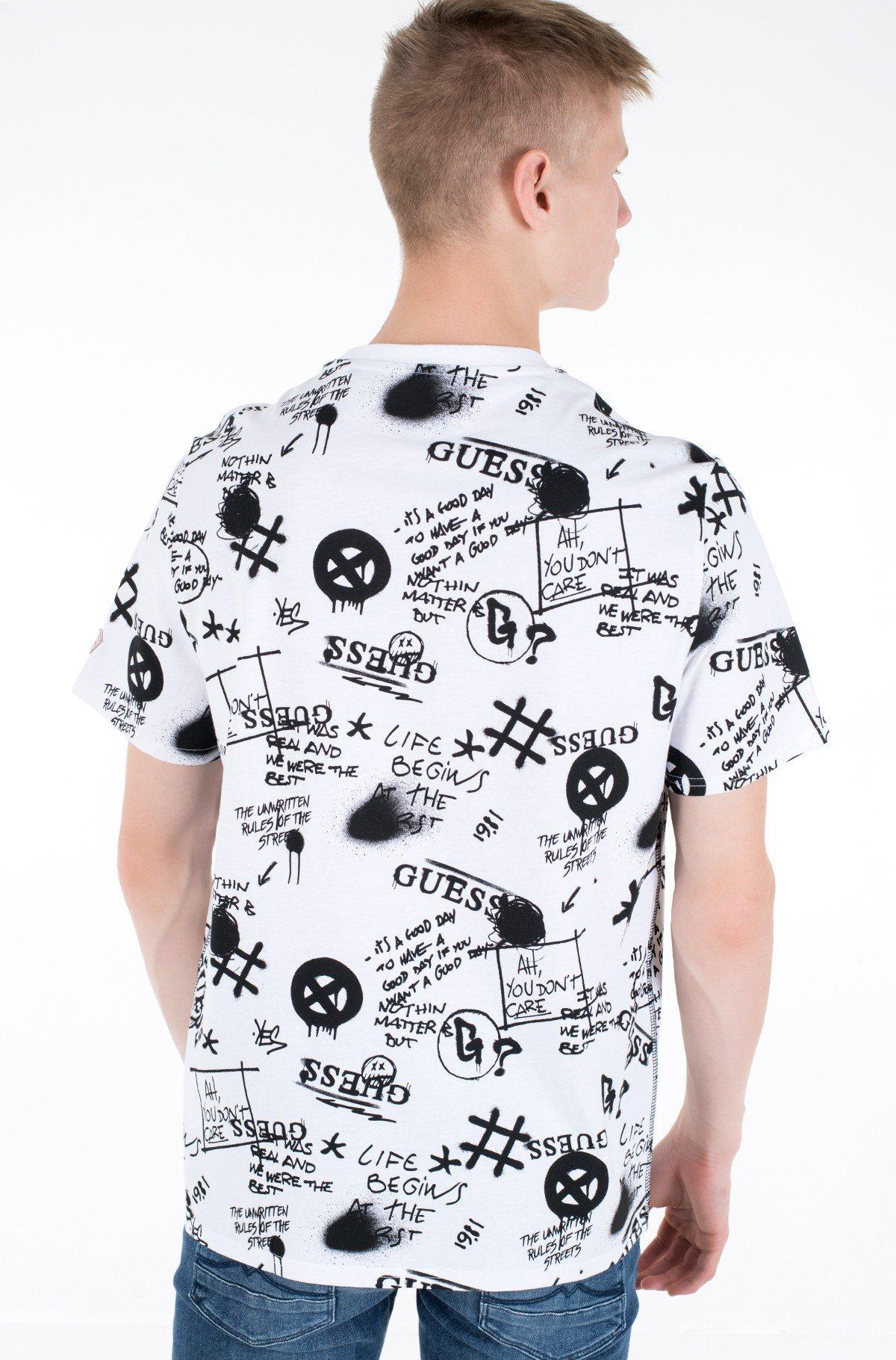 T-shirt M0BI92 I3Z11-full-3