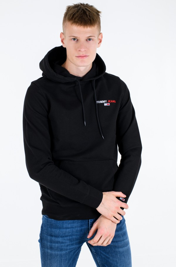 TJM TOMMY CHEST GRAPHIC HOODIE