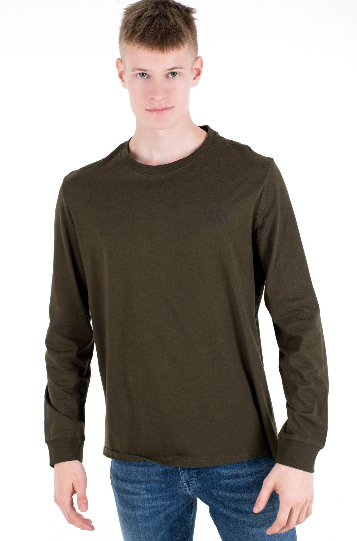 Long sleeved t-shirt M0BI67 K8HM0-full-1