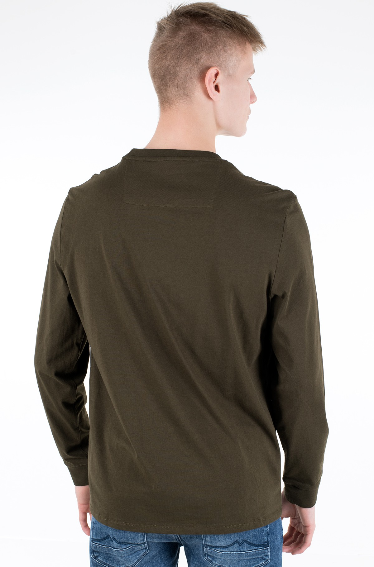 Long sleeved t-shirt M0BI67 K8HM0-full-2