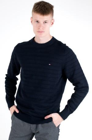 Knitwear RAISED STRIPE SWEATER-1