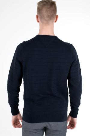 Knitwear RAISED STRIPE SWEATER-2