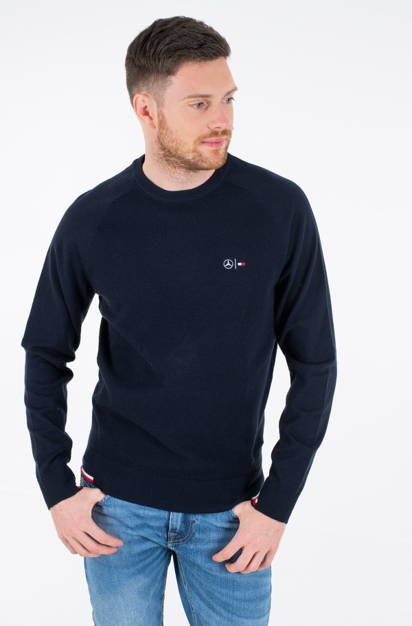 2 MB ENGINEERED CREW NECK