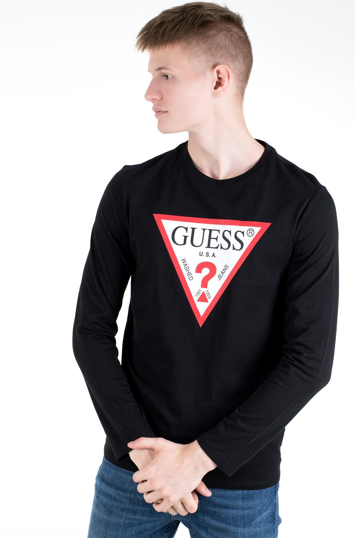 Long sleeved t-shirt M0BI31 I3Z11-full-1