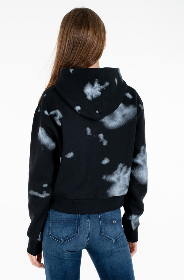 CLOUD WASHED HOODIE-hover
