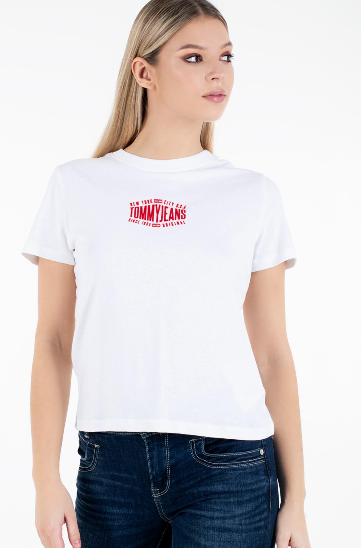 T-krekls TJW TJ LOGO TEE-full-2