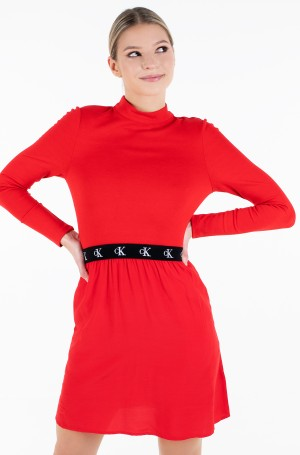 Kleit LOGO ELASTIC DRESS-1